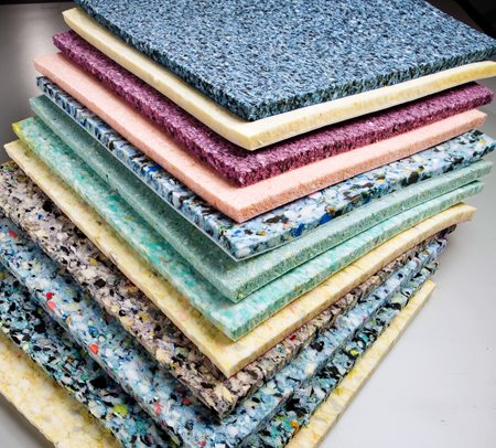 A Variety of Carpet Pad Options Are Available